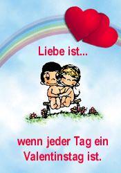 Großartig Valentinstag 2. Liebe Ist... Wenn Jeder Tag Ein Valentinstag Ist.